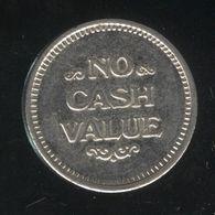 Jeton No Cash Value - Aigle - Etats-Unis