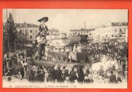 GBD-16  Carnaval De Nice  Les Plaisirs Du Dimanche. Landeau, Poussette. Non Circulé - Carnaval
