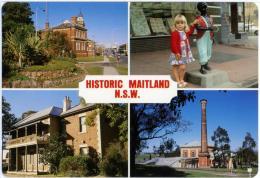 AUSTRALIA  MAITLAND  Historic  Multiview - Australia