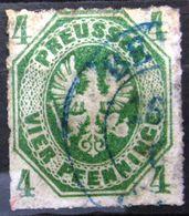 PRUSSE                 N° 15                    OBLITERE - Mecklenburg-Strelitz