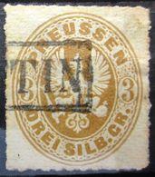 PRUSSE                 N° 20                    OBLITERE - Mecklenburg-Strelitz
