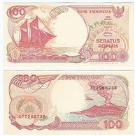 Indonesia 100 Rupiah 1992 (1999) REPLACEMENT (X) Pick 127.g.r UNC - Indonesia
