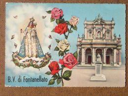 FONTANELLATO -SANTUARIO DELLA B.V. DEL  ROSARIO   --BELLA - Parma
