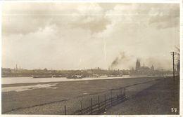 COLOGNE    Bord Du Rhin  MAI 1919   CARTE PHOTO - Orte