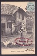 NN1466 - Bourg Fermière Bressane - Bresse - Ain - Folklore - Costume - Autres