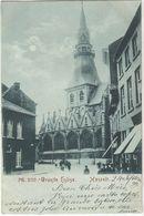 6Rm171: PR 302 Grande Eglise Hasselt > Bruxelles : Verstuurd 22 Sept 1899 - Hasselt