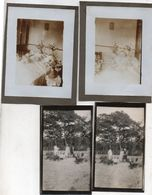 Post Mortem -familie  Vermoedelijk  Uit THIELT  WEST VLAANDEREN ? ?  ( Familie Actief In De Congo  ) - Photos
