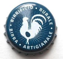 Kronkorken, Bottle Cap, Capsule, Chapas - ITALIA - BIRRIFICIO RURALE - Capsule