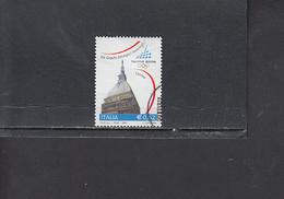 ITALIA 2004 - Sassone  2744° - Olmpiadi Invernali - Sport - 6. 1946-.. Republic