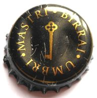 Kronkorken, Bottle Cap, Capsule, Chapas - ITALIA - BIRRIFICIO MAESTRI UMBRI - Capsule
