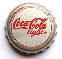 Kronkorken, Bottle Cap, Capsule, Chapas - COCA COLA - Capsule