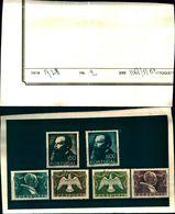 85893) Portogallo-lotto Francobolli-MNH**-in Serie Complete 1951 - 1910 - ... Repubblica