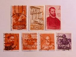 ESPAGNE  1960  Lot # 68 - 1931-Aujourd'hui: II. République - ....Juan Carlos I