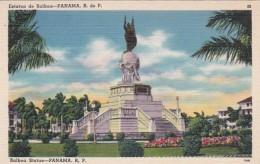 Panama Balboa Statue - Panama