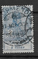 1913 USED Hungary . - Gebraucht