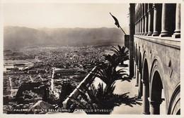 AK Palermo - Monte Pellegrino - Castello Utveggio (32971) - Palermo