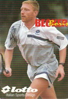 AK Boris Becker - Italian Sports Design - Tennis (32974) - Sportsmen