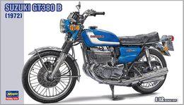 Suzuki GT380 B 1972 1/12 ( Hasegawa ) - Motorcycles