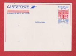 Carteposte  --  1987 - Postales Tipos Y (antes De 1995)