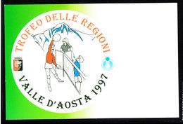 Italia -  1997. Pallavolo. Trofeo Delle Regioni. Valle D' Aosta 1997 - Volleyball