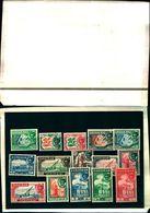 85899) ZANZIBAR- SULTANO SEYYID KHALIFA BEN HAROUBE SOGGETTI DIVERSI-N. 226-40-MNH** - Zanzibar (1963-1968)
