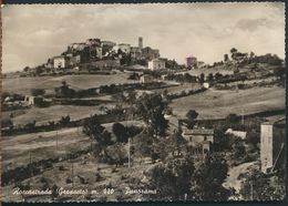 °°° 10559 - ROCCASTRADA - PANORAMA (GR) 1962 °°° - Italia