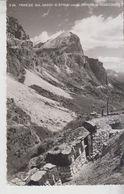 1935 FRA LE TRINCEE SUL SASSO DI STRIA VERSO TOFANA DI ROZES 1942 - Bolzano (Bozen)