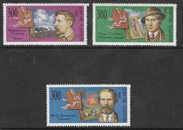 Belarus SG78-80 1994 Artists And Paintings Set 3v Complete Unmounted Mint [36/30250/6D] - Belarus
