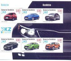 2017. Kazakhstan, Cars, S/s, Mint/** - Kazakhstan