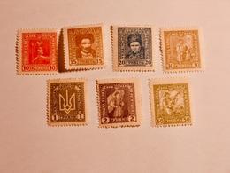 UKRAINE  1922  Lot # 1 - Ukraine