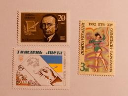 UKRAINE  1992  Lot # 2 - Ukraine