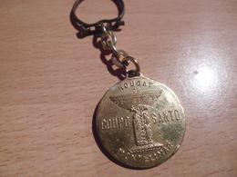 Montelimar-coupo Santo-lauzun Montelimar Nougat - Porte-clefs
