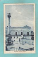Small Postcard Of Brindisi, Apulia, Italy,Q84. - Italy