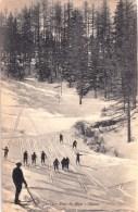 Sports  D Hiver - Ski - Dans Les Alpes - Skieurs - Winter Sports