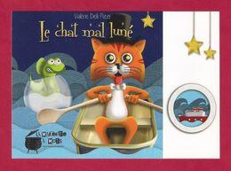 BD.   Le Chat Mal Luné.   Editions La Marmite à Mots. - Sérigraphies & Lithographies