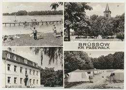 AK  Brüssow Kreis Pasewalk  1977 - Pasewalk