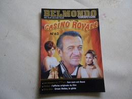 BELMONDO FASCICULE VOIR TITRE SUR PHOTO - Magazines