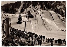 Olympia Skistadion Garmich Partenkirchen - Garmisch-Partenkirchen