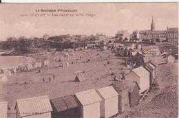 CPA - 9200. ST QUAY - Vue Générale De La Plage - Saint-Quay-Portrieux