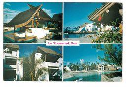 CPSM ILE MAURICE LE TOUESSROK SUN HOTEL - Mauritius
