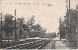 78 - ACHERES - La Halle - Village D' Achères - Acheres