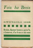 Feiz Ha Breiz. Gwengolo 1928. N° 9. - Livres, BD, Revues