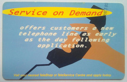 Service On Demand - Namibia