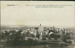 AK Singhofen Taunus Nassau, Gesamtansicht, Um 1918 (28786) - Autres