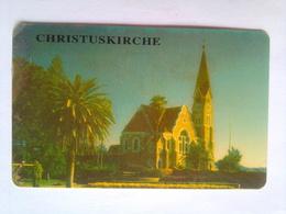 Chrisruskurche - Namibia