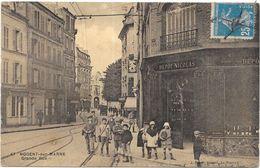 NOGENT SUR MARNE: GRANDE RUE - Nogent Sur Marne