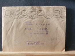 74/644A   LETTRE BERLIN 1941 - Deutschland