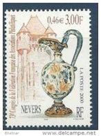 "Timbre France YT 3329 "" Philatélie à Nevers "" 2000 Neuf - Unused Stamps"