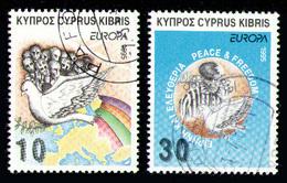 CYPRUS 1995 - Set Used - Chypre (République)