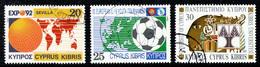 CYPRUS 1992 - Set Used - Chypre (République)